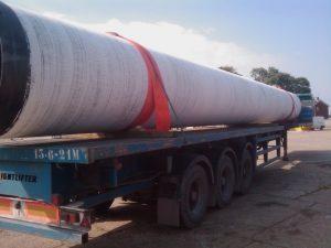 tubular piling protection